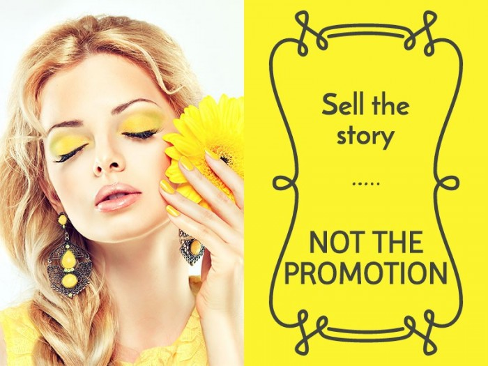 sell the story2